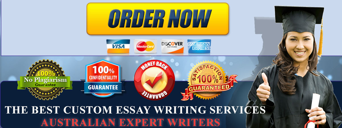Order from Australian Expert Writers